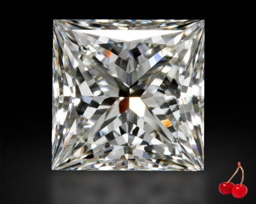 1.858 ct I VS1 Expert Selection Princess Cut Loose Diamond