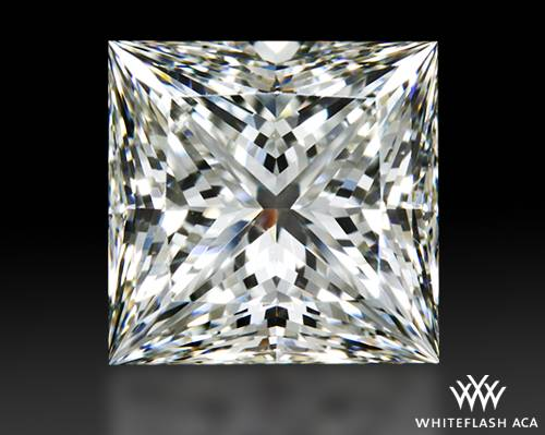 1.806 ct H VS1 A CUT ABOVE® Princess Super Ideal Cut Diamond