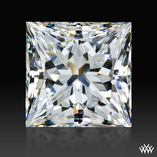 2.026 ct I VVS2 A CUT ABOVE® Princess Super Ideal Cut Diamond