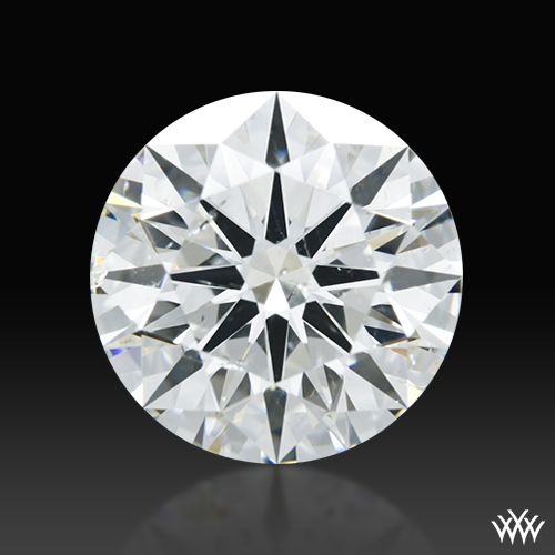 2.91 ct H SI1 Expert Selection Round Cut Loose Diamond