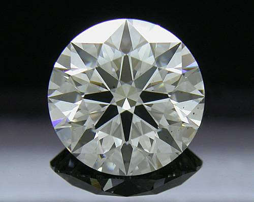2.183 ct H SI1 Expert Selection Round Cut Loose Diamond