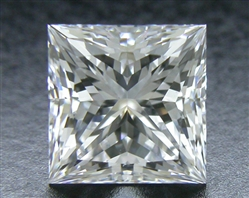 0.704 ct D VS1 Expert Selection Princess Cut Loose Diamond