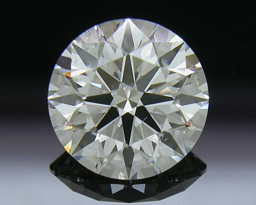 1.008 ct H SI1 Expert Selection Round Cut Loose Diamond