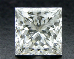 0.526 ct G VS1 Expert Selection Princess Cut Loose Diamond
