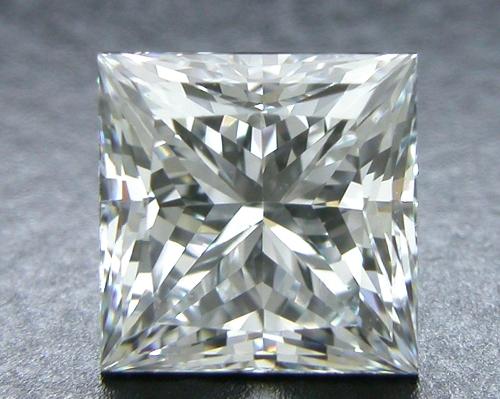 0.55 ct G VS2 Expert Selection Princess Cut Loose Diamond