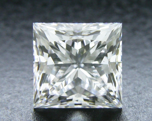 0.96 ct E VVS2 Expert Selection Princess Cut Loose Diamond