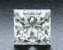 0.96 ct E VVS2 Expert Selection Princess Cut Loose Diamond