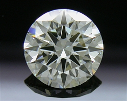 2.093 ct J SI1 Expert Selection Round Cut Loose Diamond