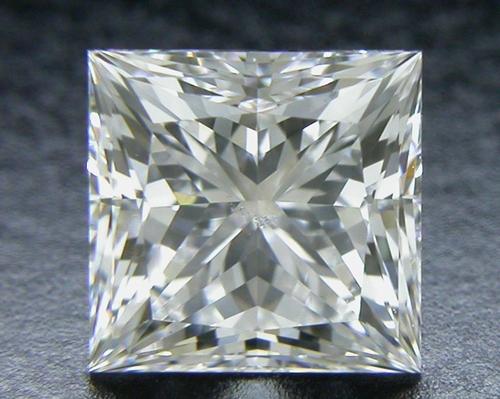 0.705 ct F SI1 Expert Selection Princess Cut Loose Diamond