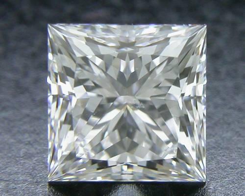 0.528 ct F VS2 Expert Selection Princess Cut Loose Diamond