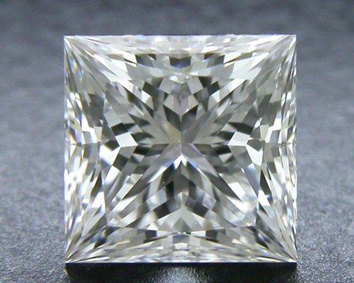 0.618 ct E VS2 Expert Selection Princess Cut Loose Diamond