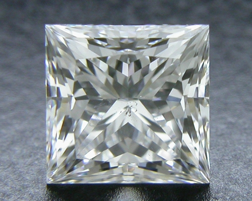 0.54 ct F SI2 Expert Selection Princess Cut Loose Diamond