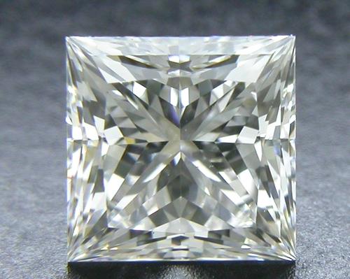 0.717 ct H VS1 Expert Selection Princess Cut Loose Diamond
