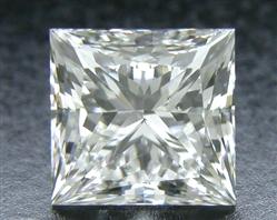 0.714 ct G SI1 Expert Selection Princess Cut Loose Diamond