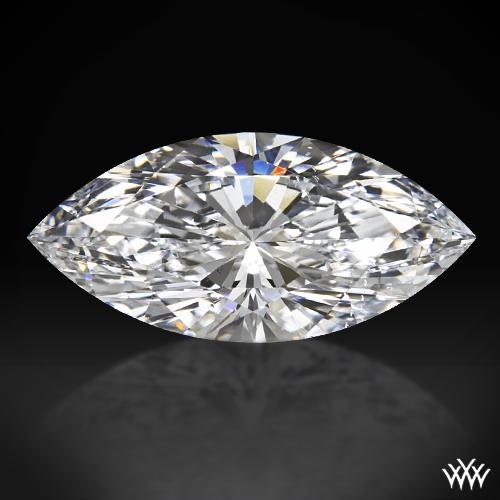 1.05 ct D SI1 Premium Select Marquise Cut Loose Diamond
