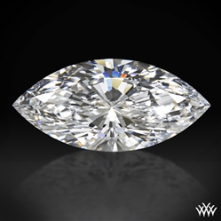 1.05 ct D SI1 Premium Select Marquise Cut Loose Diamond