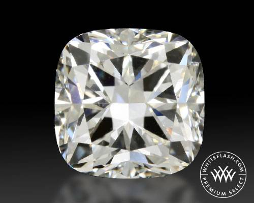 1.52 ct J VS2 Premium Select Cushion Cut Loose Diamond