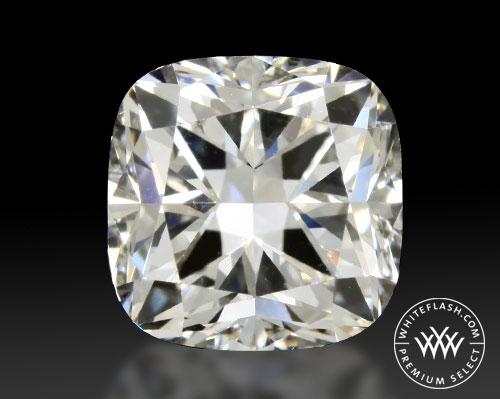 1.52 ct J VS2 Premium Select Cushion Cut Loose Diamond