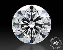 1.01 ct G SI1 Premium Select Round Cut Loose Diamond