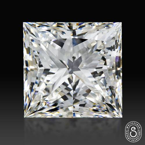1.03 ct H SI1 Expert Selection Princess Cut Loose Diamond