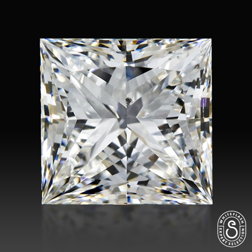 1.03 ct H SI1 Expert Selection Princess Cut Loose Diamond