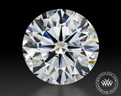 1.50 ct G SI1 Premium Select Round Cut Loose Diamond