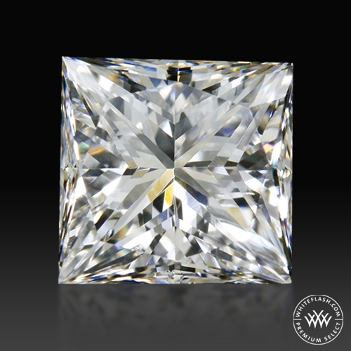 0.66 ct G VS1 Premium Select Princess Cut Loose Diamond