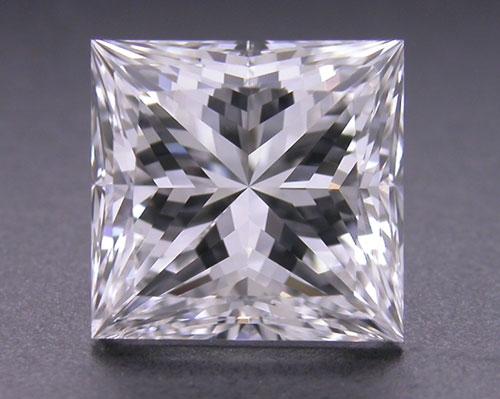 1.50 ct F SI1 Expert Selection Princess Cut Loose Diamond
