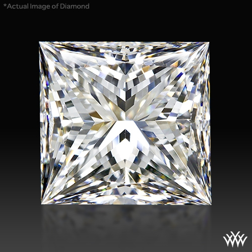 2.30 ct G VVS2 Premium Select Princess Cut Loose Diamond