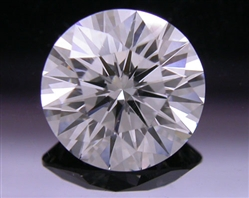 1.02 ct E VVS2 Expert Selection Round Cut Loose Diamond