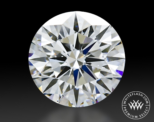 1.81 ct D SI1 Premium Select Round Cut Loose Diamond