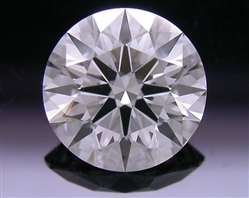 1.01 ct F VVS2 Expert Selection Round Cut Loose Diamond
