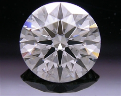 1.27 ct H SI1 Expert Selection Round Cut Loose Diamond