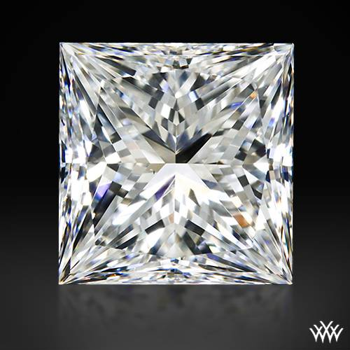 2.00 ct E VS1 Premium Select Princess Cut Loose Diamond
