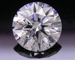 0.91 ct F SI1 Expert Selection Round Cut Loose Diamond