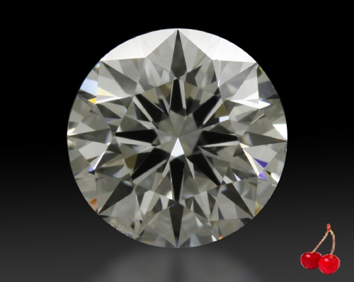 1.36 ct G SI1 Expert Selection Round Cut Loose Diamond
