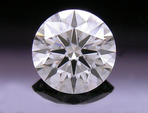 0.54 ct I VVS2 Expert Selection Round Cut Loose Diamond