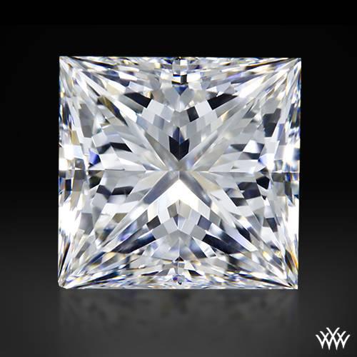 0.90 ct F VVS1 Premium Select Princess Cut Loose Diamond