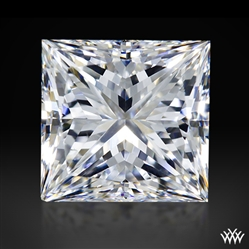0.90 ct F VVS1 Premium Select Princess Cut Loose Diamond