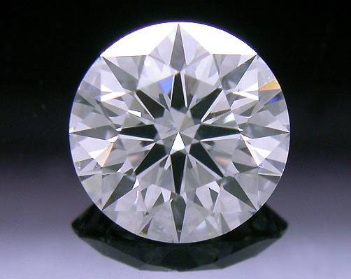 0.51 ct F VS2 Expert Selection Round Cut Loose Diamond