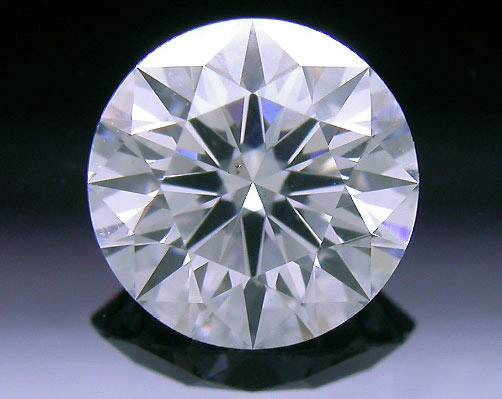0.59 ct E SI1 Expert Selection Round Cut Loose Diamond