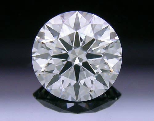 0.53 ct H VS2 Expert Selection Round Cut Loose Diamond