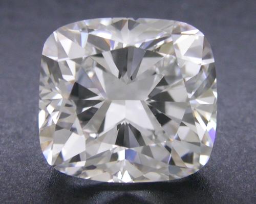 0.91 ct F VVS2 Premium Select Cushion Cut Loose Diamond