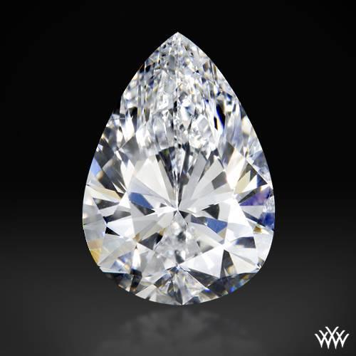 0.70 ct E VS2 Premium Select Pear Cut Loose Diamond