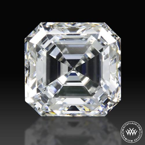 1.27 ct I SI1 Premium Select Asscher Cut Loose Diamond