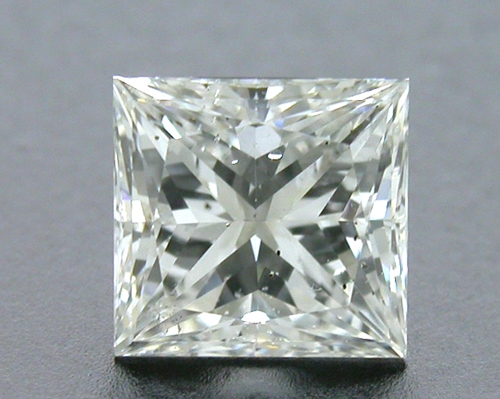 0.55 ct J SI2 Expert Selection Princess Cut Loose Diamond
