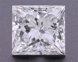 0.55 ct E VS1 Expert Selection Princess Cut Loose Diamond