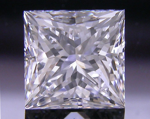 0.76 ct E SI2 Expert Selection Princess Cut Loose Diamond