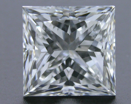 1.60 ct F SI1 Expert Selection Princess Cut Loose Diamond
