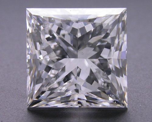 3.36 ct G SI1 Expert Selection Princess Cut Loose Diamond